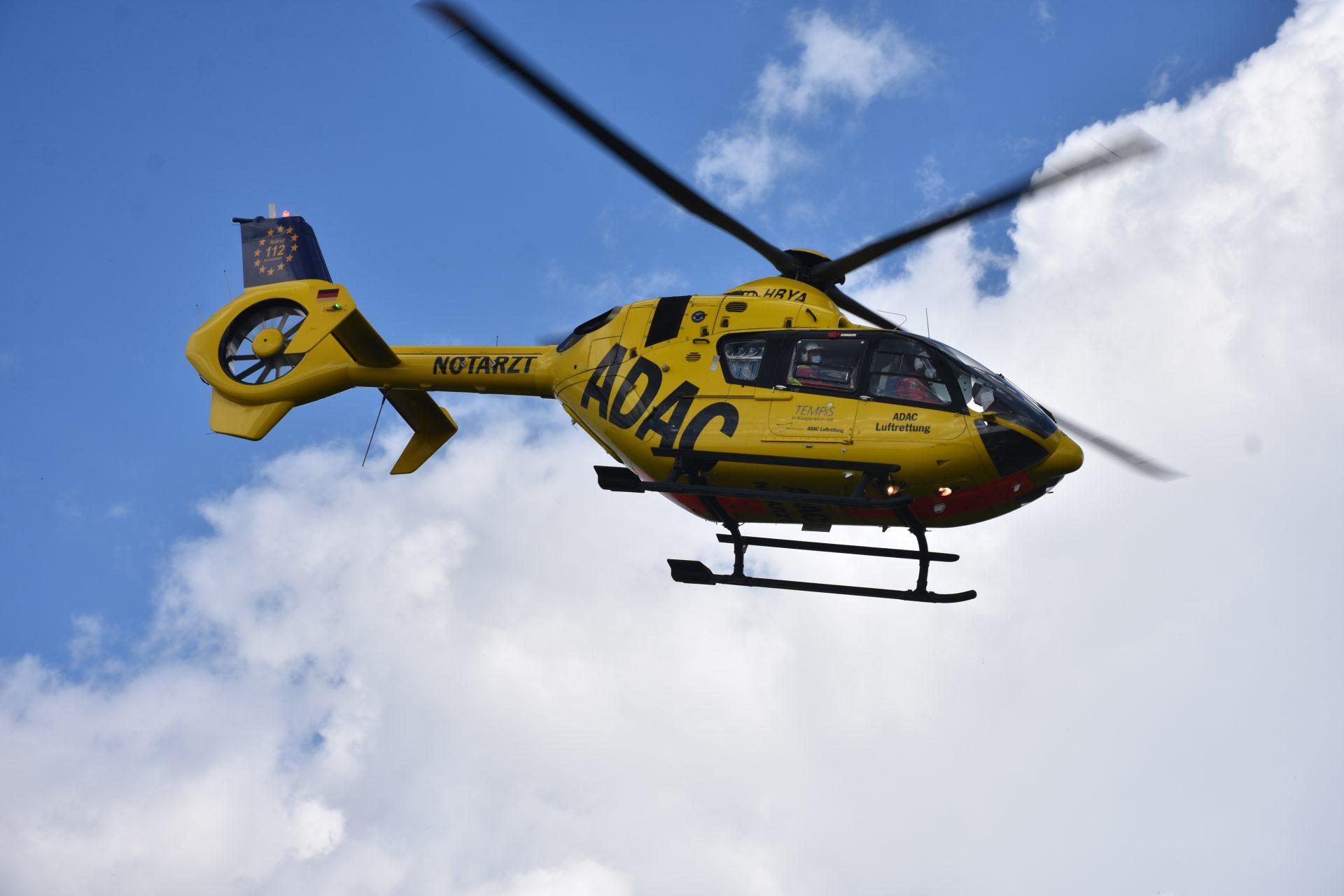 Hubschrauber Helikopter