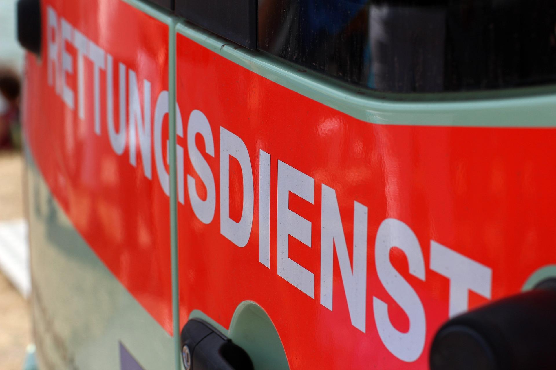 Rettungsdienst-Rettungswagen