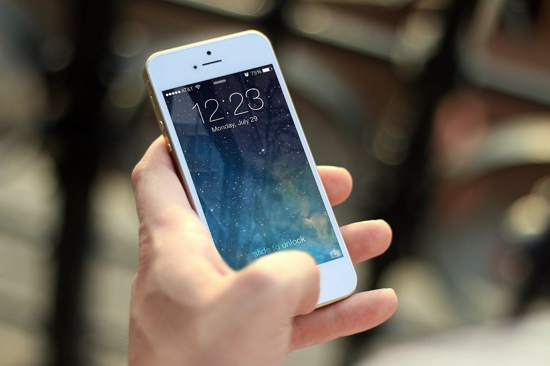 Iphone-Handy-Smartphone