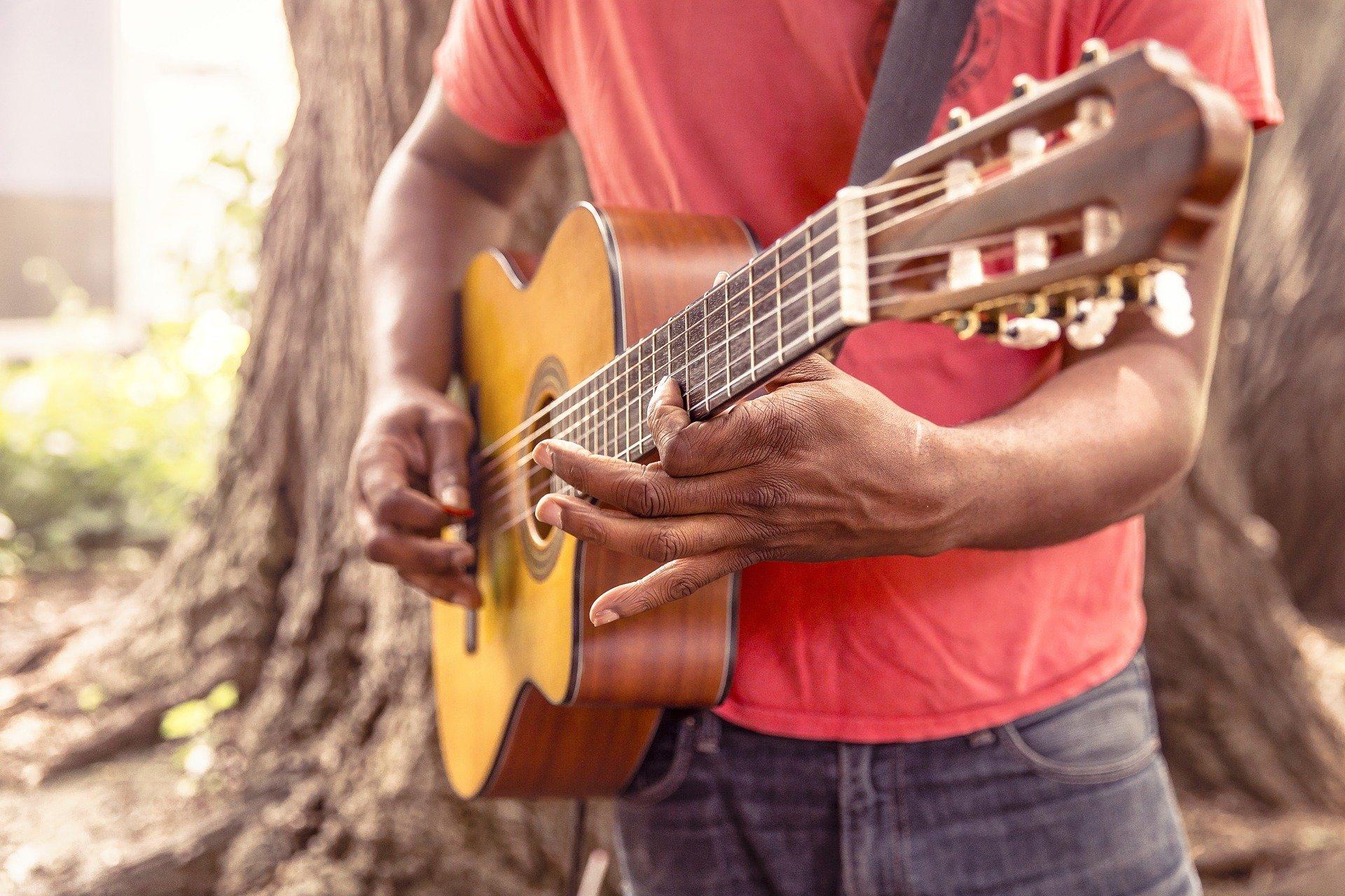 Guitar-Gitarre-Musik