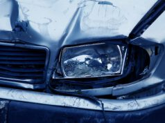 Unfall-Crash-Auto