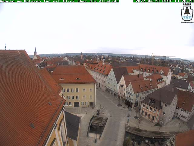 Unterallgäu Mindelheim Altstadt